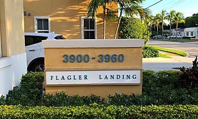 Flagler Landing, 1