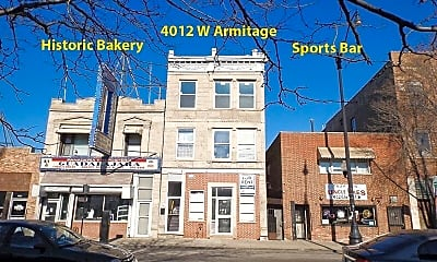Community Signage, 4012 W Armitage Ave, 0