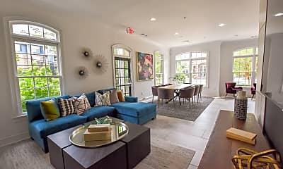 Living Room, Bell Alpharetta, 2