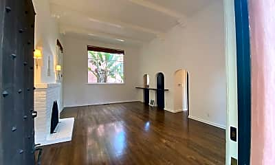 Living Room, 6907 1/2 Bonita Terrace, 0