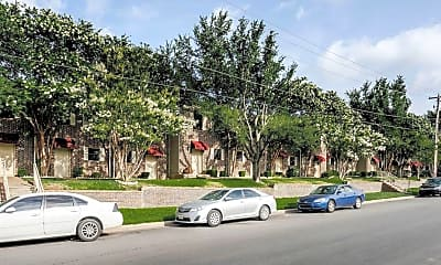 Building, Hulen Park Place, 1
