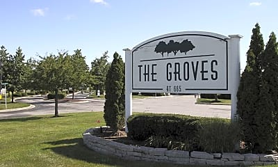 Community Signage, The Groves At 665, 2