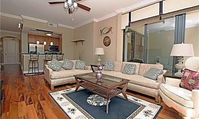 Living Room, 8011 Via Monte Carlo Way 2106, 1