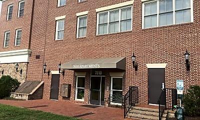 Spotsylvania Courthouse Village, 1