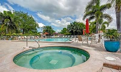 Pool, 571 Beachwalk Cir S-101, 2