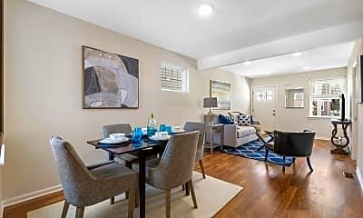 Dining Room, 25 Aubrey St, 1