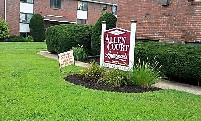 Allen Court Apartments, 2