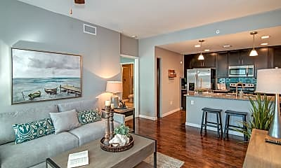 Living Room, High Ridge Landing, 1