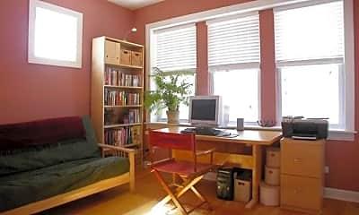 Living Room, 4201 N Sawyer Ave, 1