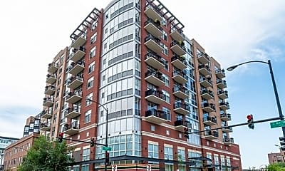 Building, 1201 W Adams St 908, 0
