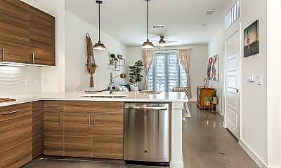 Kitchen, Bishop Highline, 1