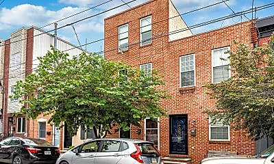 Building, 2313 E Thompson St, 1
