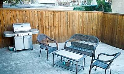 Patio / Deck, 4107 Herschel Ave 8, 2