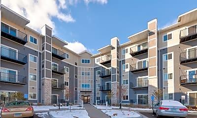 Building, Eastgate Apartments, 1