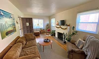 Living Room, 602 Dartmouth Dr NE, 1