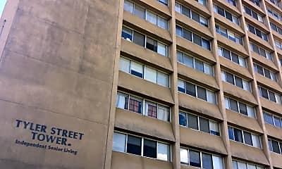 Tyler Street Tower, 1