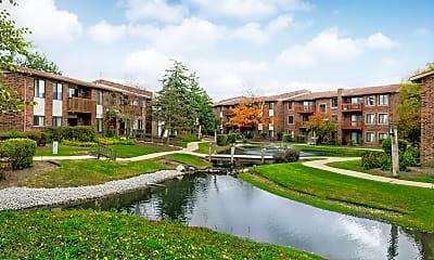 Lake, Arrowhead Apartments, 0