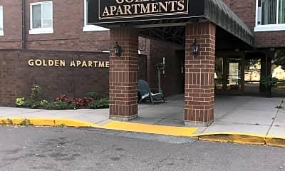 Golden Apartments, 1
