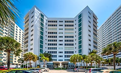 Building, 4925 Collins Ave 1B, 2