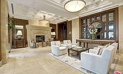 Living Room, 10727 Wilshire Blvd 906, 1