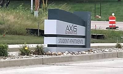 Axis Edwardsville, 1