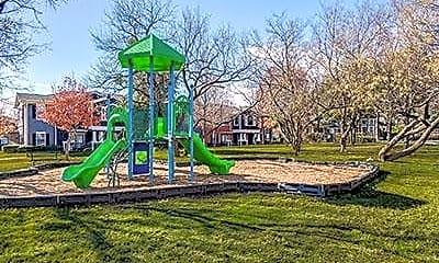 Playground, Bardin Greene, 2