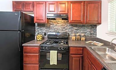 Kitchen, Horizons at Indian River Apartment Homes, 0