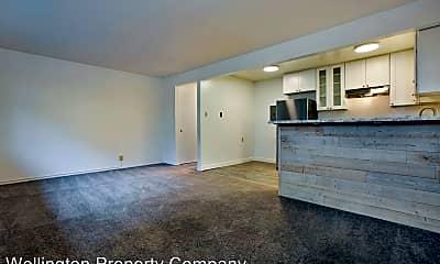 Living Room, 5838 Birch Ct, 1