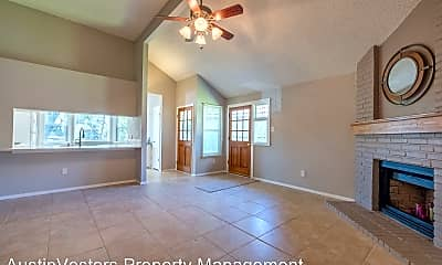 Living Room, 16915 Whitebrush Loop, 0