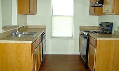 Kitchen, 109 S. Tower #105, 1