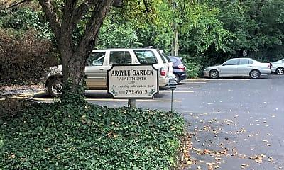 Argyle Garden Apartments, 1