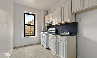 Kitchen, 11 Seaman Ave 1-B, 1