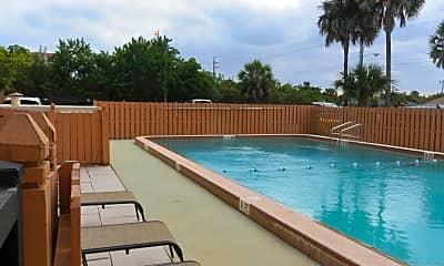 Pool, 1251 S Atlantic Ave 201, 2
