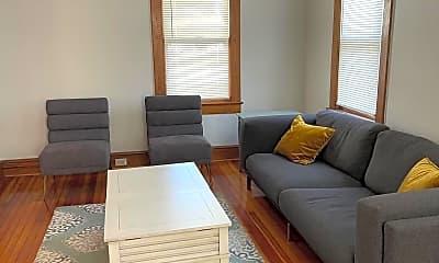 Living Room, 326 Elberon Blvd, 1