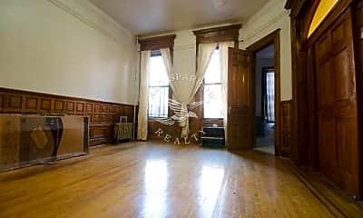 Living Room, 15 W 120th St, 0