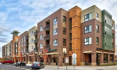 Building, Genesee Apartments And Townhomes, 1