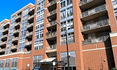 Building, 111 S Morgan St, 2