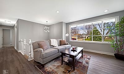 Living Room, 1N271 Darling St, 1