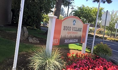 Hood Village, 1