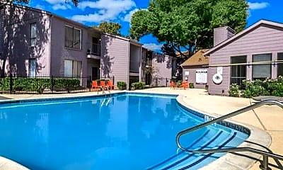 Pool, 2201 Hayes Rd, 2