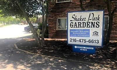 Shaker Park Gardens, 1