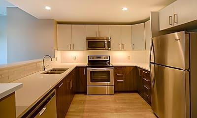 Kitchen, Vivo Apartment Homes, 0
