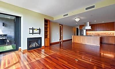 Living Room, 222 2nd St SE 502, 1