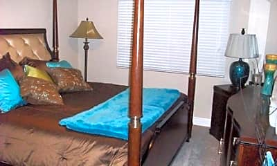 Bedroom, Snell Isle Luxury Apartment Homes, 2