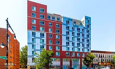 Building, 1328 Fulton St 302, 2