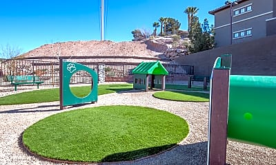 Playground, The Passage, 2