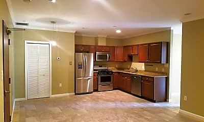 Kitchen, 9121 Center St A, 1