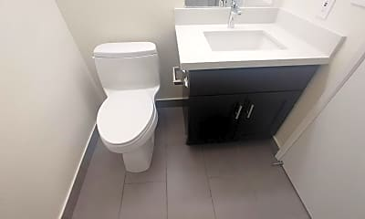 Bathroom, 345 Sheridan Ave, 2