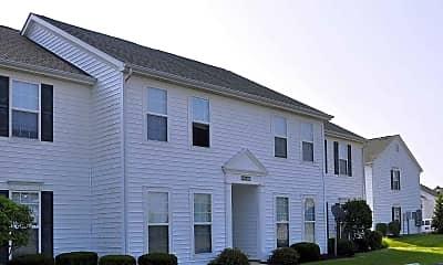 Building, Morse Glen, 1