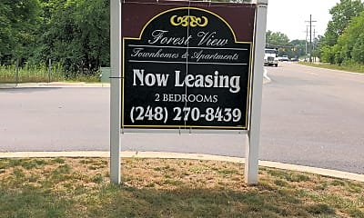 Forest View Townhomes & Apartments, 1